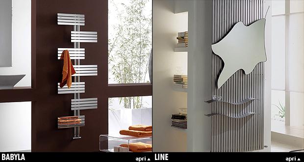 Cordivari radiatori di design vangeli giuseppe - Termosifoni per bagno ...